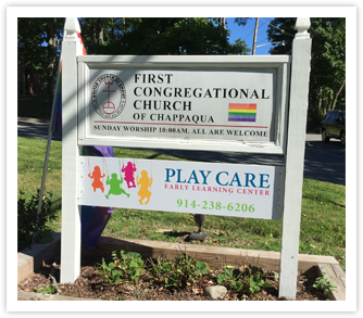 playcare-sign-post